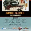 """IMMORTALIZED: Now and Then"" Aug. 10, 2012 from 6-10pm"
